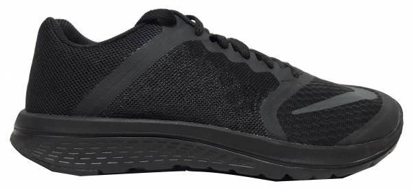Cheap Nike Free Run Half Black Half