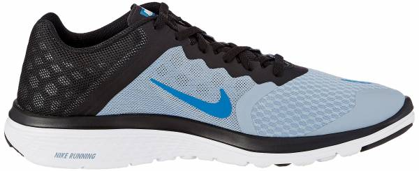 Nike FS Lite Run 3 807144 402 Racer Blue White Black Mens US