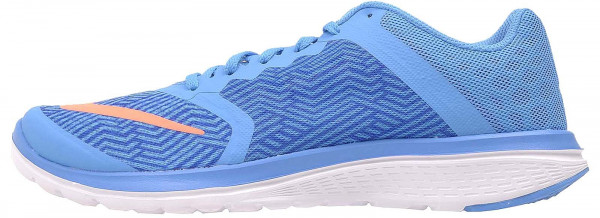 Cheap Nike Men's Flex Fury Anthracite, Clearwater, Blue Lagoon, Dark