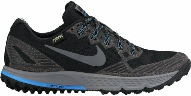 Nike Air Zoom Wildhorse 3 GTX - Negro Negro Black Dark Grey Photo Blue Wolf Grey
