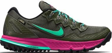 Nike Air Zoom Wildhorse 3 GTX - Green (805570300)