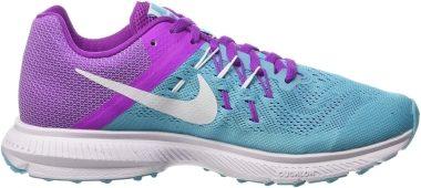 Nike Air Zoom Winflo 2 - Blu Gamma Blue White Hyper Violet (807279403)