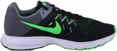 Nike Air Zoom Winflo 2 Black/Gray/Neon Green Men