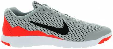 Nike Flex Experience 4 - Wolf Grey/Bright Crimson/White/Black