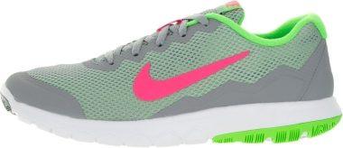 Nike Flex Experience 4 - Wolf Grey/Voltage Green/White/Hyper Pink (749178013)