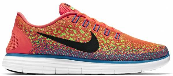 Nike Free RN Distance men orange