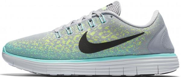 Nike Free RN Distance woman grey