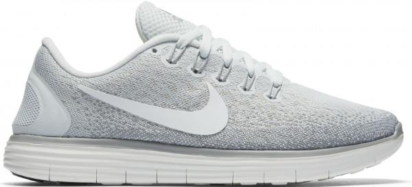 Nike Free RN Distance woman off white/summit white/light bone/matte silver