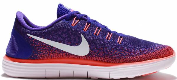 nike free run distance dames