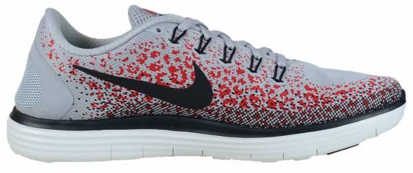 Nike Free RN Distance men wlf grey/blck unvrsty rd phntm