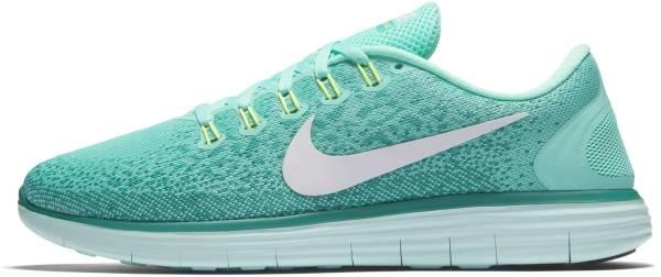 Nike Free RN Distance woman hyper turquoise/hyper jade/rio teal/white