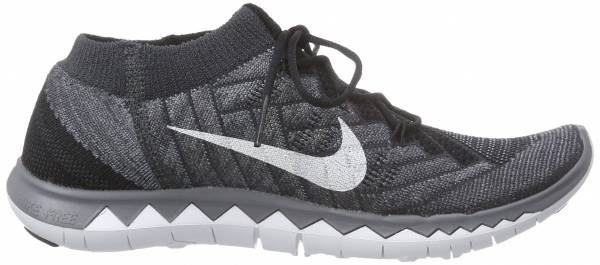 Nike Free Flyknit 3.0 woman black/white/anthracite