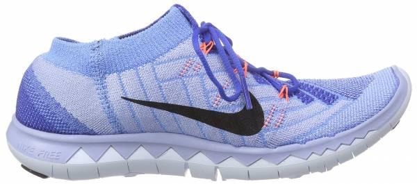 Nike Free Flyknit 3.0 woman blue