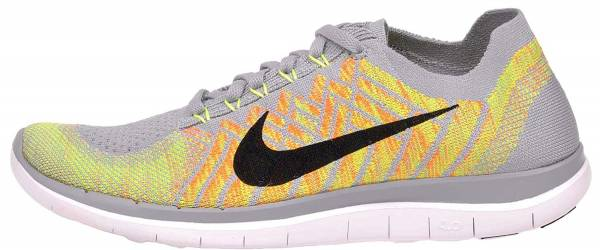Nike Free Flyknit 4.0 men grey