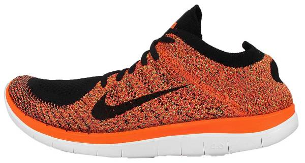 Nike Free 4.0 Flyknit Run Paroles Répétées