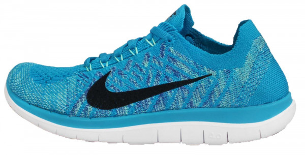 Nike Free Flyknit 4.0 woman blue lagoon/black-game royal