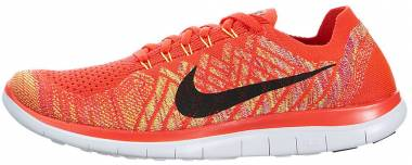 Nike Free Flyknit 4.0 - Orange