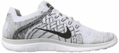 Nike Free Flyknit 4.0 - White (717075005)