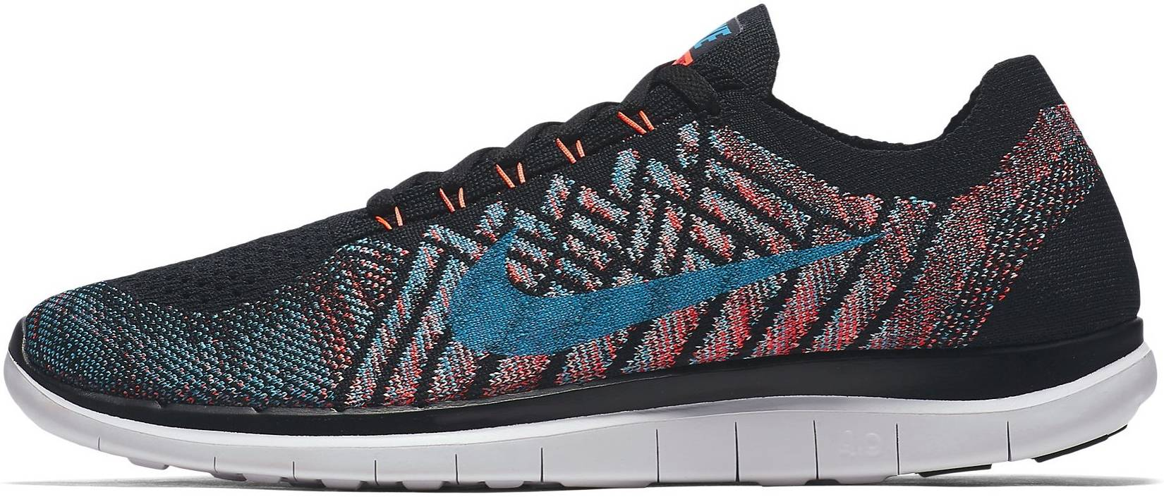 tonto Pakistán riqueza  Nike Free Flyknit 4.0 - Deals ($110), Facts, Reviews (2021) | RunRepeat