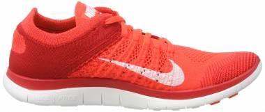 Nike Free Flyknit 4.0 - Orange (631053601)