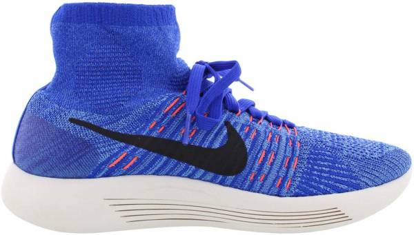Nike LunarEpic Flyknit men azul (rcr bl / blck-unvrsty bl-hypr or)