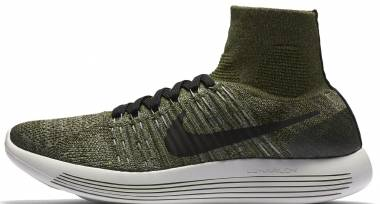 Nike LunarEpic Flyknit Green Men