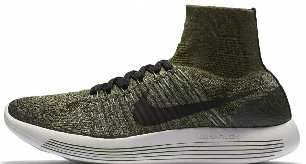 new arrivals acb54 170cd Nike LunarEpic Flyknit Green
