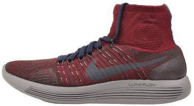 Nike LunarEpic Flyknit - Red