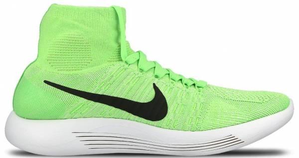 Nike LunarEpic Flyknit men electric/green/black/barely/volt