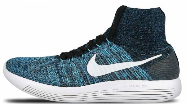 Cheap Nike Flyknit Lunar One Gray Pink VCFA