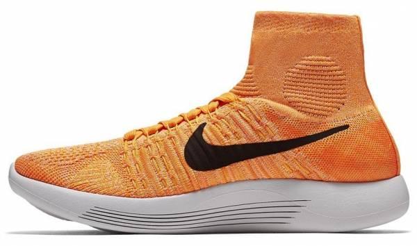 Nike LunarEpic Flyknit woman laser orange/bright citrus/total orange/black
