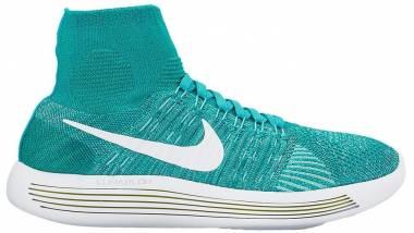 Nike LunarEpic Flyknit - Blue (818677301)