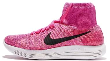 Nike LunarEpic Flyknit - Pink (818677601)