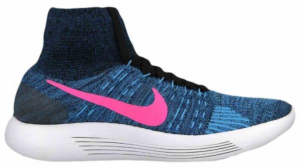 Nike LunarEpic Flyknit woman black