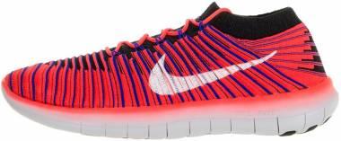 Nike Free RN Motion Flyknit Orange Men