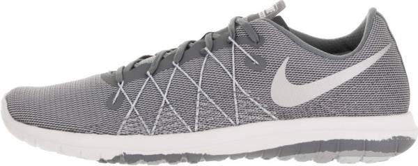 Nike Flex Fury 2 men cool grey/metallic silver/pr pltnm