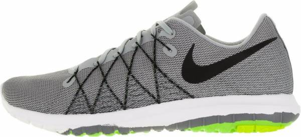 Nike Flex Fury 2 men wolf grey/dark grey/cool grey/black