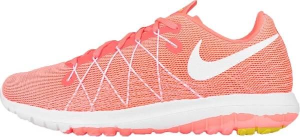 Nike Flex Fury 2 woman hyper orange/white-atomic pink-opt y