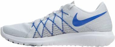 Nike Flex Fury 2 Mehrfarbig (Grey/Blue ) Men