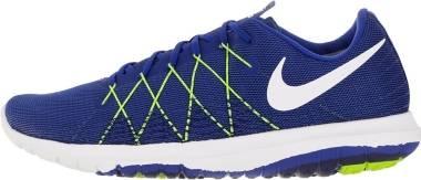 Nike Flex Fury 2 - Racer Blue/Volt/Deep Royal Blue/White