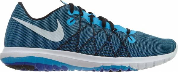 Nike Flex Fury 2 men blue glow/white black rcr blue