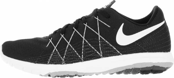 Nike Flex Fury 2 men black/wolf grey/dark grey/white