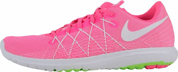 Nike Flex Fury 2 woman pink blast/white/elctrc green