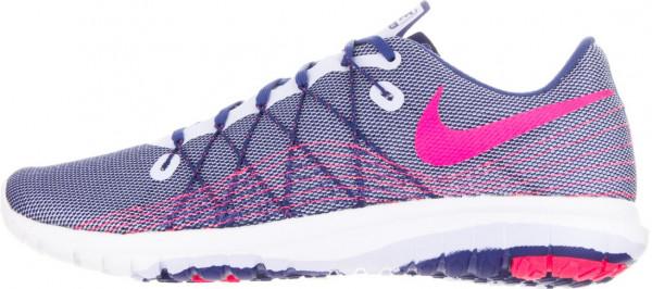 Nike Flex Fury 2 woman palest purple/pink blast/dark purple dust