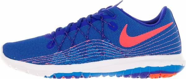 Nike Flex Fury 2 woman rcr bl/brght mng/bl glw/white