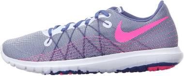 Nike Flex Fury 2 - Palest Purple/Pink Blast/Dark Purple Dust (819135501)