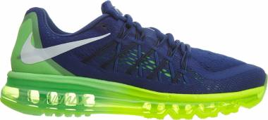 Nike Air Max 2015 - Deep Royal Blue/Black/Volt/Green strike (698902407)