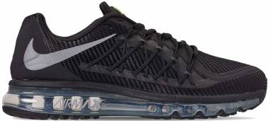 Nike Air Max 2015 - Black/Volt/Wolf Grey