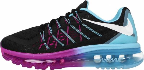 Nike Air Max 2015 Black And White