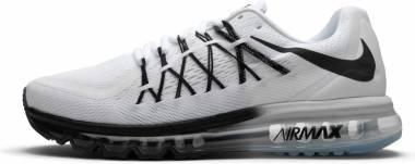 Nike Air Max 2015 - White Black 100 (CD7625100)